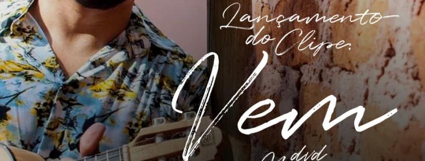 """Lançamento da musica """"Vem"""" do DVD Negror em 16/04/2020."""